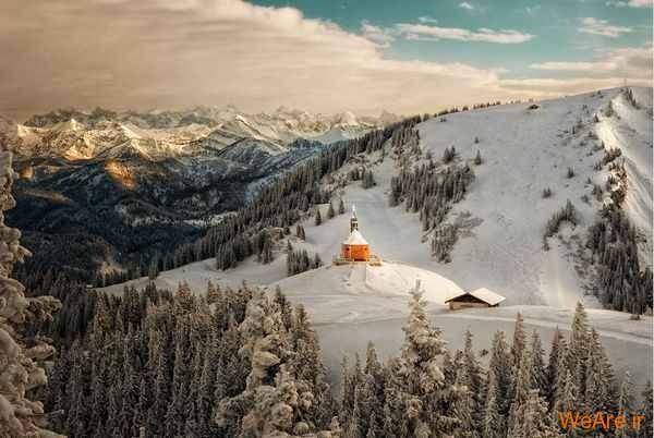 عکس زمستان و برف (2)