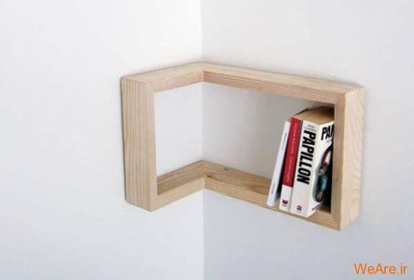 قفسه کتاب خلاقانه, قفیه کتاب زیبا (27)