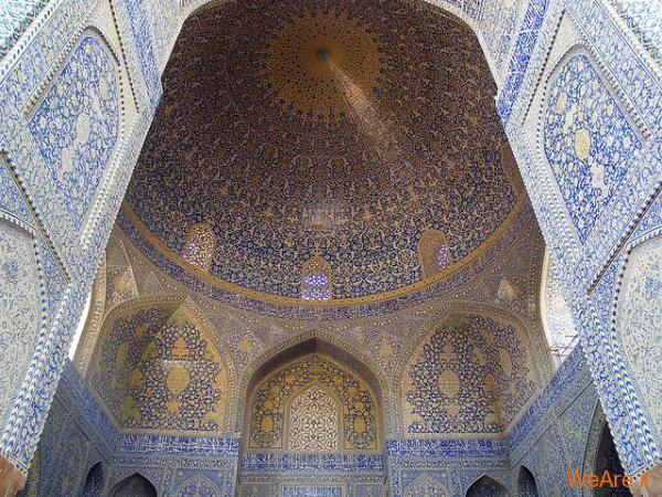 کاشی کاری ایرانی (12)