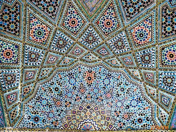 کاشی کاری ایرانی (6)