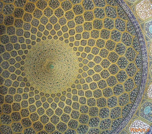 کاشی کاری ایرانی (13)