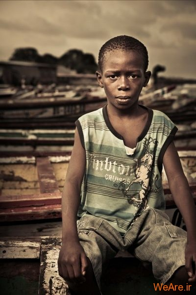 عکس خیابان های سنگال (3)