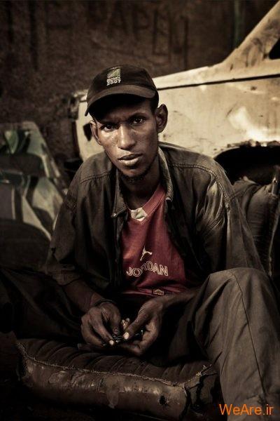 عکس خیابان های سنگال (6)