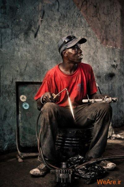 عکس خیابان های سنگال (10)