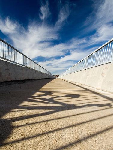 Bridge Crossing by Tony Lam