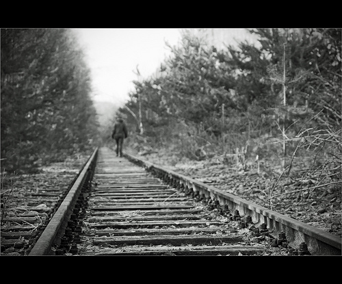 She's right on track by Bert Kaufmann