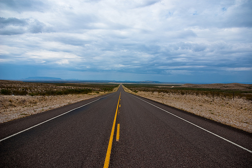 The Long Road by Corey Leopold