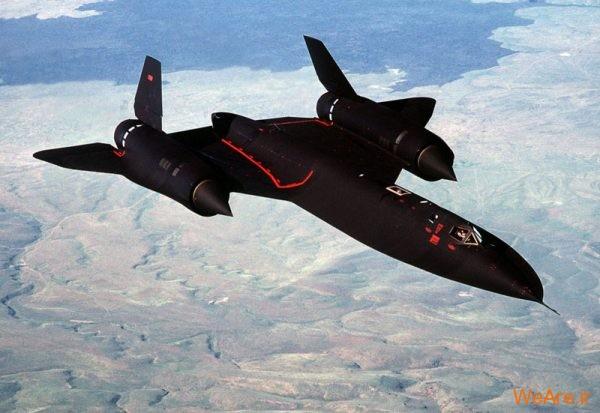 جنگنده SR-71 (10)