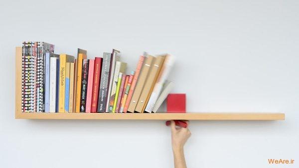کتابخانه خلاقانه و زیبا (7)