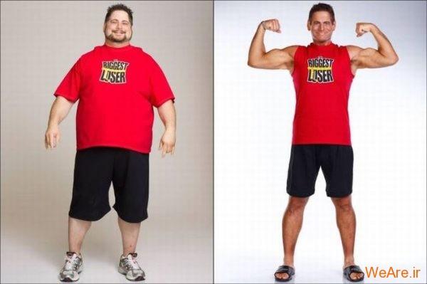 قبل از چاقی, بعد از چاقی,قبل از لاغری, بعد از لاغر شدن (22)