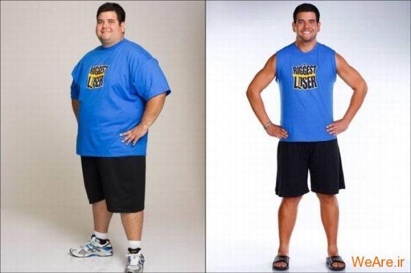 قبل از چاقی, بعد از چاقی,قبل از لاغری, بعد از لاغر شدن (18)