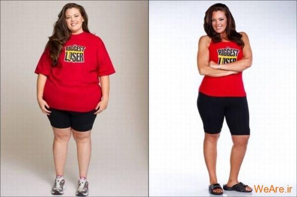 قبل از چاقی, بعد از چاقی,قبل از لاغری, بعد از لاغر شدن (13)