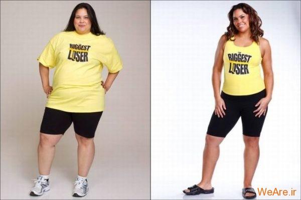 قبل از چاقی, بعد از چاقی,قبل از لاغری, بعد از لاغر شدن (12)