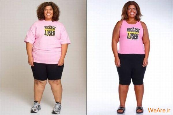 قبل از چاقی, بعد از چاقی,قبل از لاغری, بعد از لاغر شدن (8)