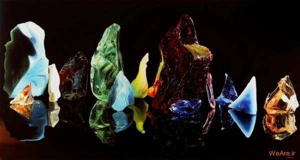 نقاشی های فوق واقع گرایانه از دنیای رنگ ها (9)