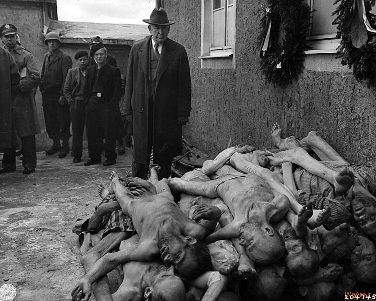 تصاویر تلفات جنگ جهانی دوم (4)