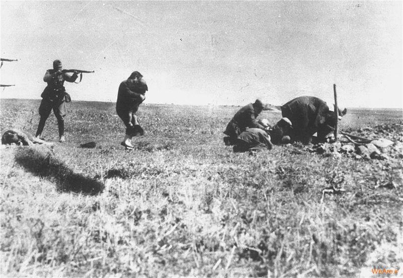 تصاویر تلفات جنگ جهانی دوم (5)