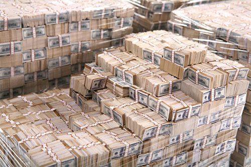 ا میلیون دلار