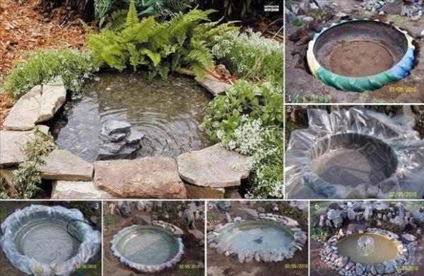 ایده های خلاقانه باغداری (1)