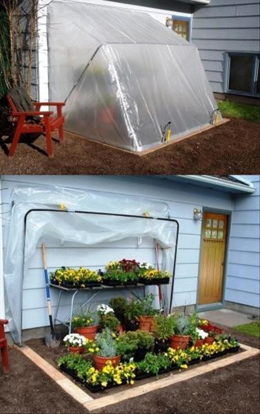 ایده های خلاقانه باغداری (10)