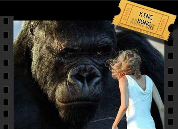 فیلم کینگ کونگ (King Kong)