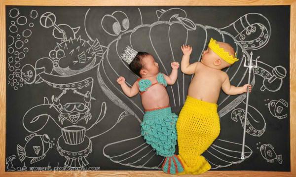 کودک و تخته سیاه