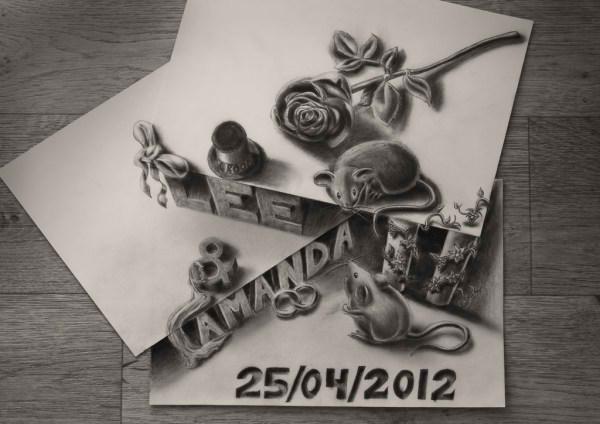 Optical-Illusion-3D-Drawings-on-Paper-by-Ramon-Bruin-aka-JJKAirbrush-27-weare.ir