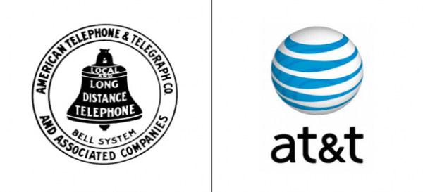 آرم AT&T