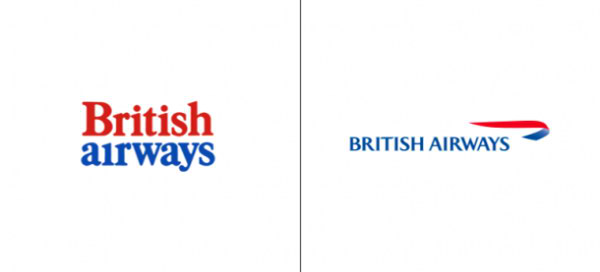 آرم British Airways
