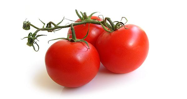 گوجه فرنگی قرمز