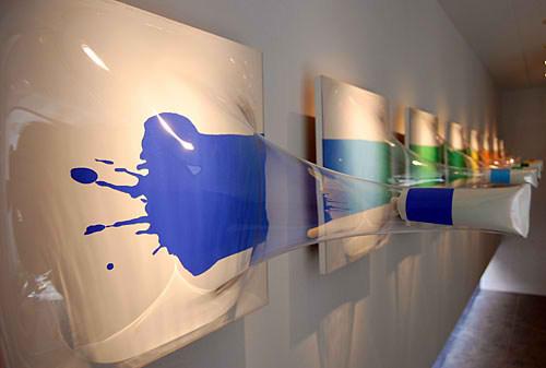 تابلوهای سه بعدی اثر هنرمند ژاپنی Yuki Matsueda  (14)
