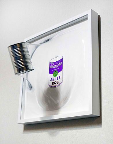 تابلوهای سه بعدی اثر هنرمند ژاپنی Yuki Matsueda  (4)