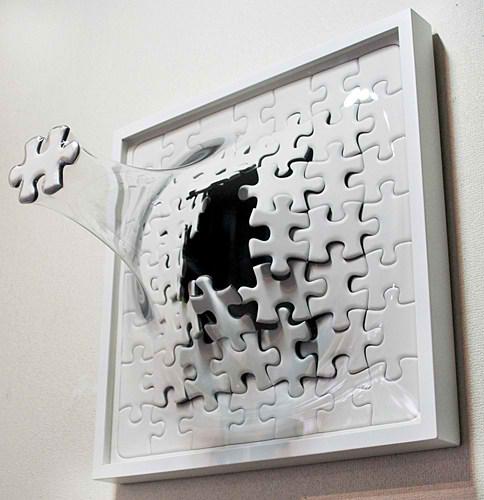 تابلوهای سه بعدی اثر هنرمند ژاپنی Yuki Matsueda  (3)
