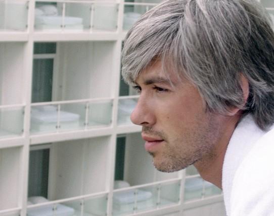 موی سفید مرد جوان