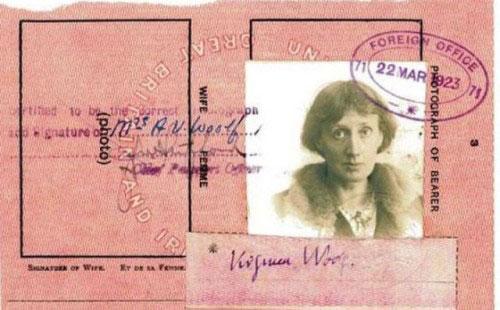 شناسنامهVirginia-Woolf,گذرنامهVirginia-Woolf,مشخصات خصوصیVirginia-Woolf
