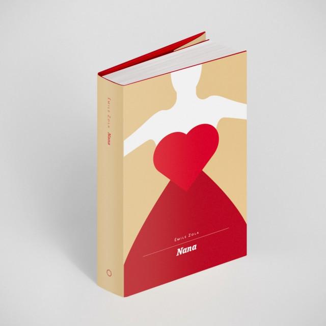 جلد کتاب عاشقانه (2)