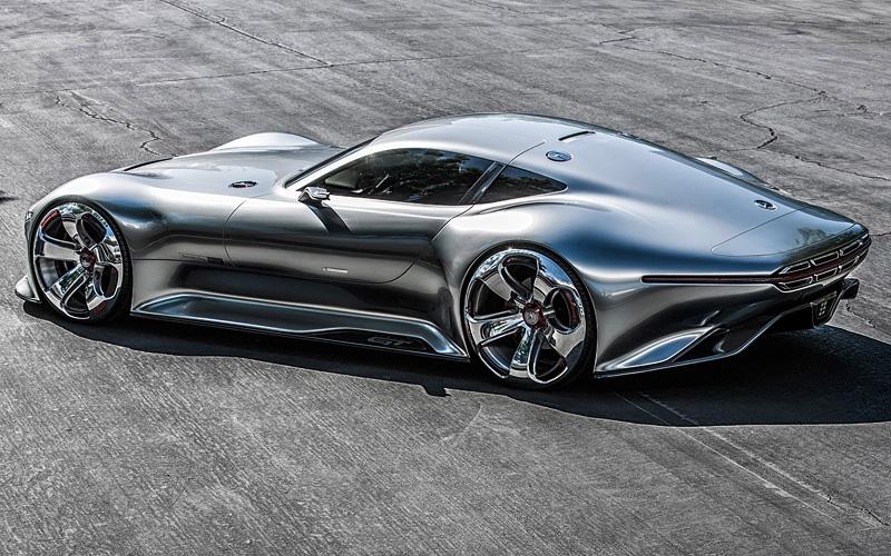 2013 Mercedes-Benz AMG Vision Gran Turismo Concept
