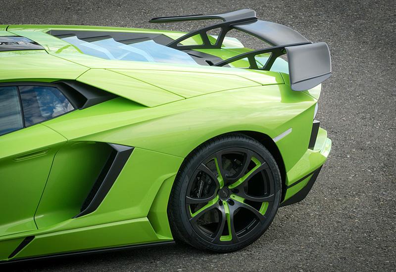 2014 Lamborghini Aventador LP770-4 FAB Design Spidron