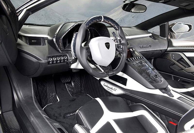 2014 Lamborghini Aventador LP1600-4 Mansory Carbonado GT