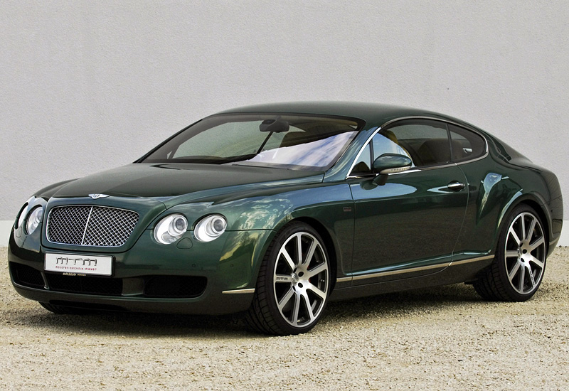2009 Bentley Continental GT MTM Birkin Edition