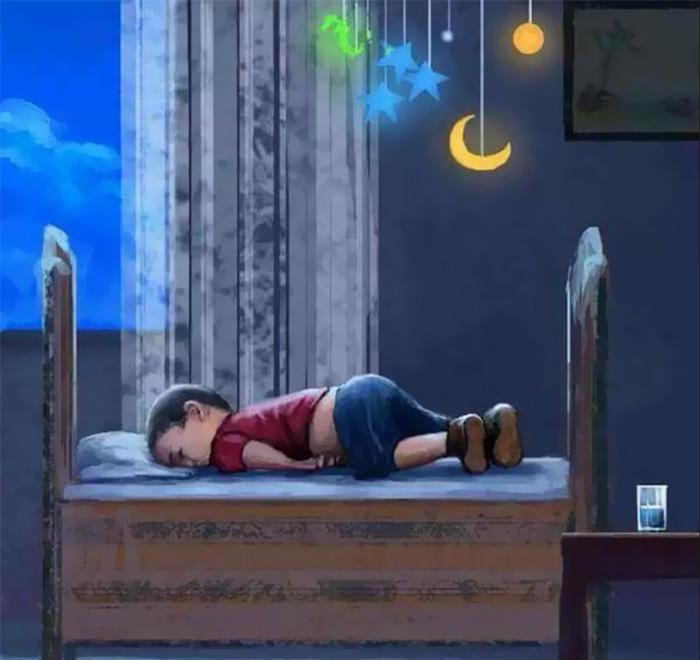 syrian-boy-drowned-mediterranean-tragedy-artists-respond-aylan-kurdi-14__700