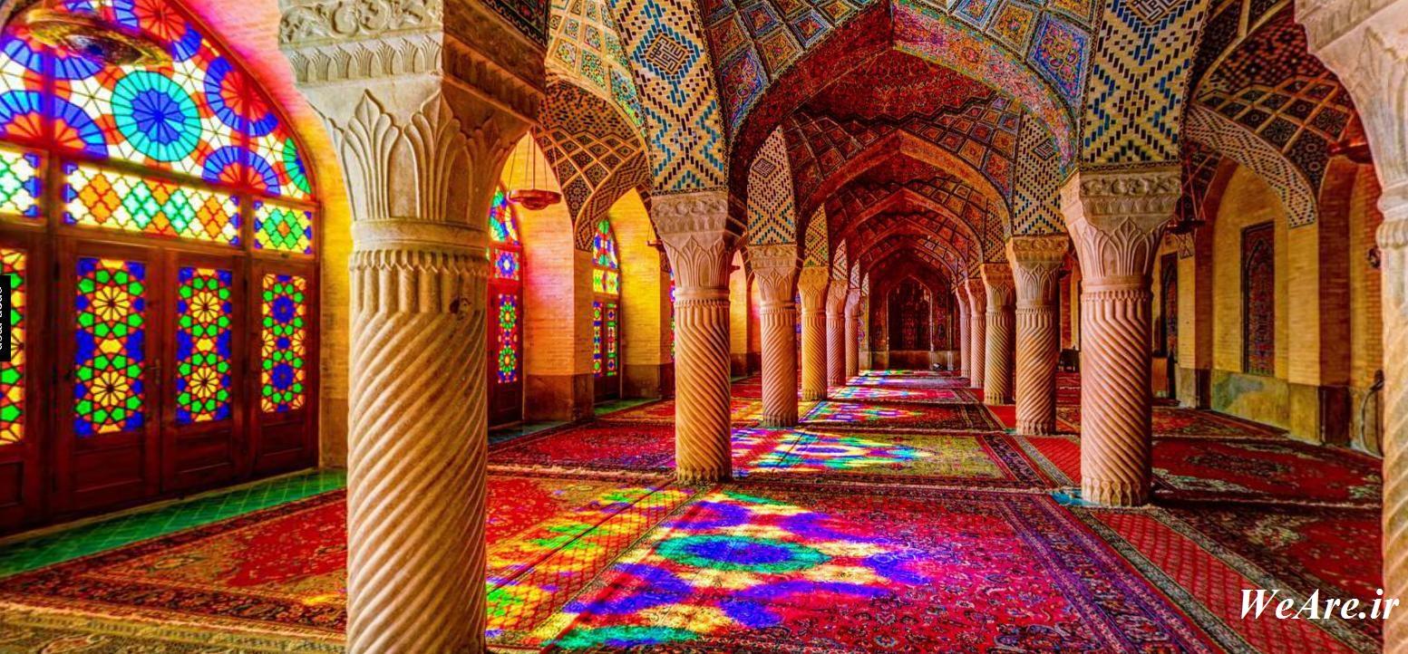 مسجد صورتی ایران