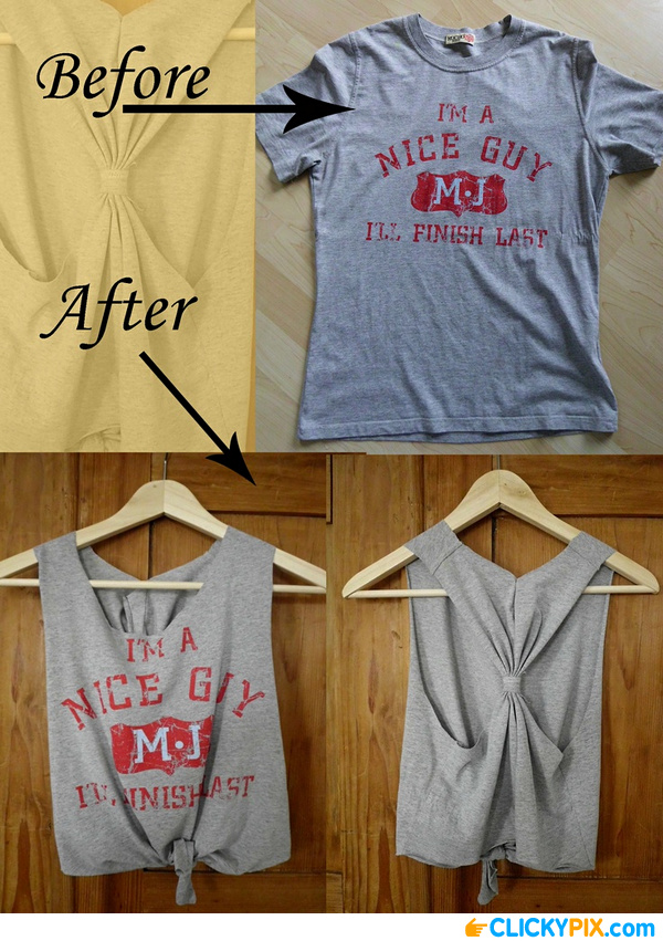 Makeover-T-Shirt