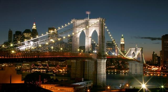 پل بروکلین The Brooklyn Bridge