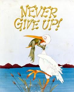هرگز تسلیم نشوید