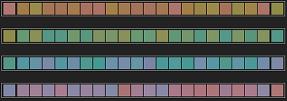 تست قدرت بینایی شما در تشخیص رنگ ها