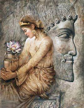 روز مادر ایران باستان