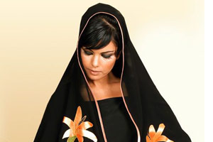 مدل مانتو و چادر عربی