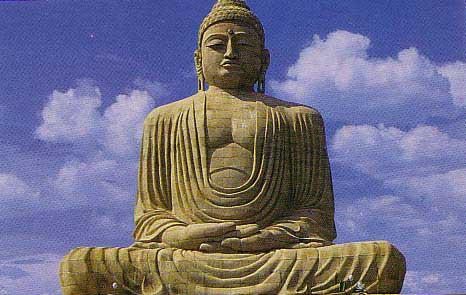 بودا و زن هرزه