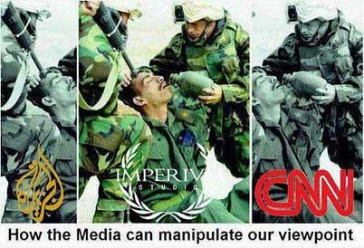 چگونه رسانه ها می توانند دیدگاه ما را تغییر دهند…؟!